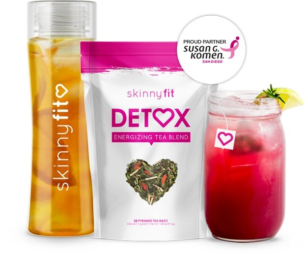 skinnyfit detox all natural non gmo superfood weight loss tea. Black Bedroom Furniture Sets. Home Design Ideas